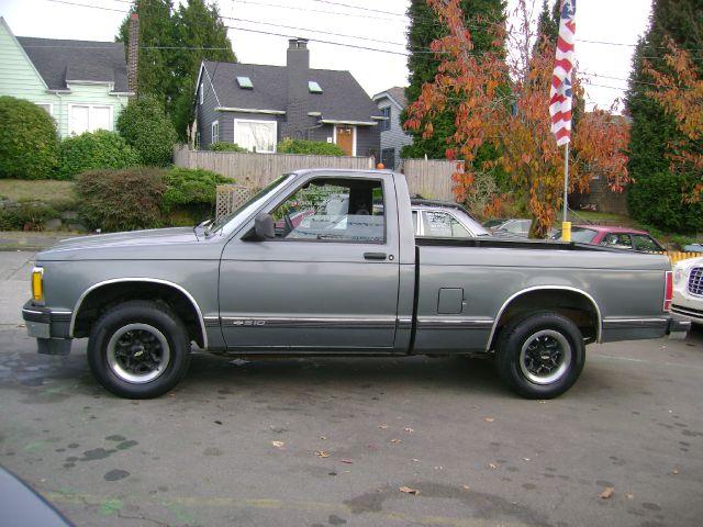 1992 Chevrolet S-10