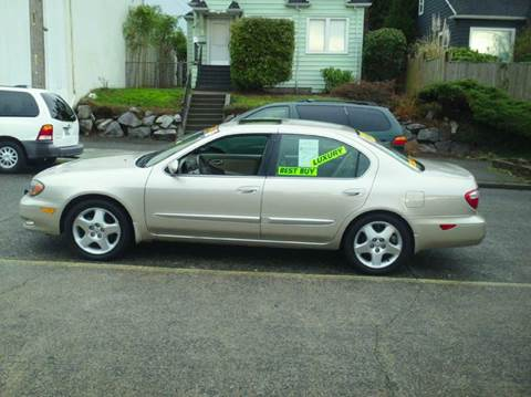 2001 Infiniti I30 for sale in Seattle, WA