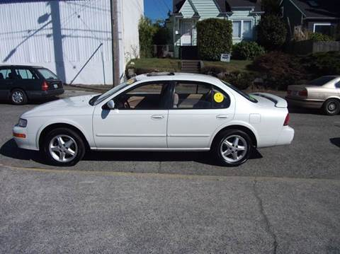 Used 1999 Nissan Maxima For Sale Carsforsale Com