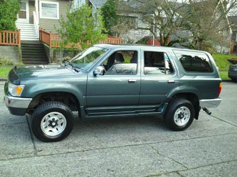 1993 Toyota 4Runner for sale in Seattle, WA