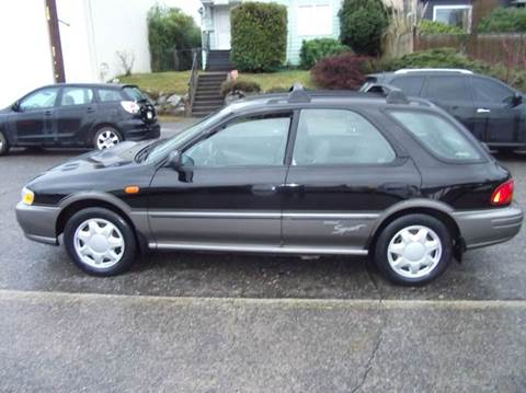 1999 Subaru Impreza For Sale In Seattle WA