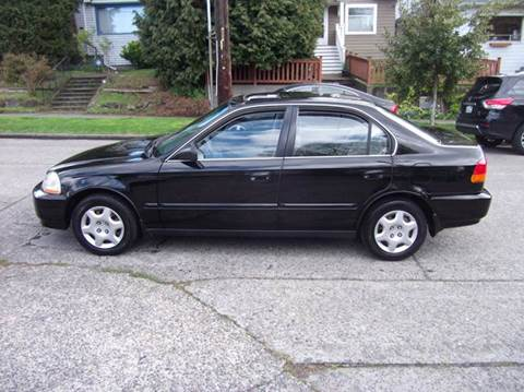 1998 Honda Civic for sale in Seattle, WA