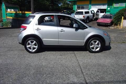 2009 Suzuki SX4 Crossover for sale in Seattle, WA