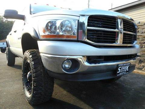 2006 Dodge Ram Pickup 3500 for sale in Uniontown, OH
