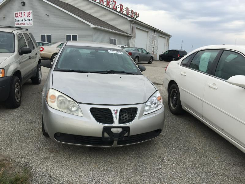 2006 Pontiac G6 4dr Sedan w/V6 - Heyworth IL