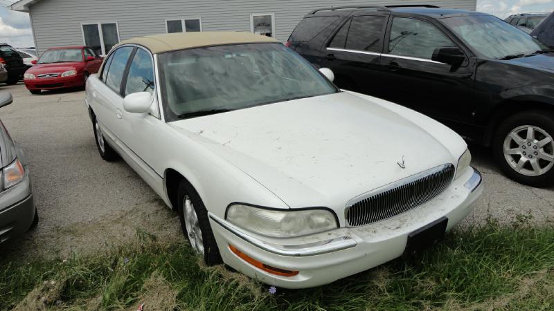 2000 Buick Park Avenue 4dr Sedan - Heyworth IL
