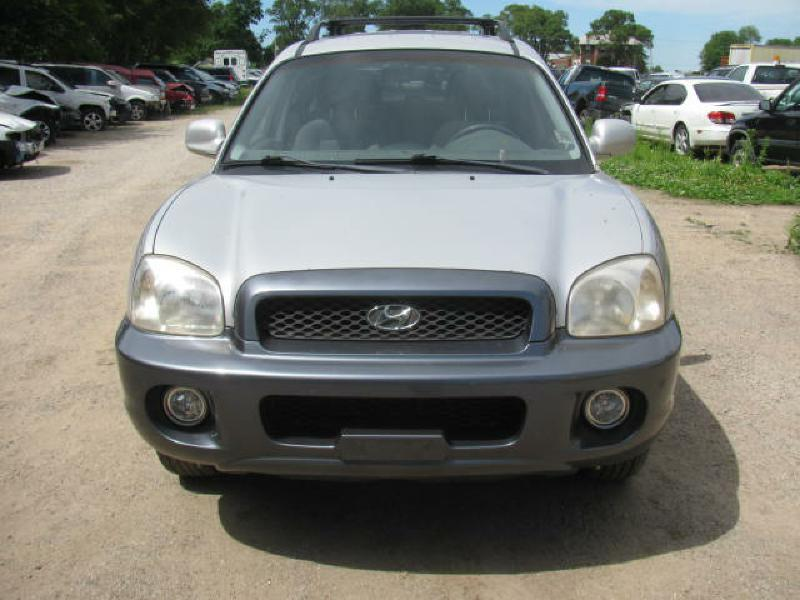 2004 Hyundai Santa Fe GLS 4dr SUV - Armington IL