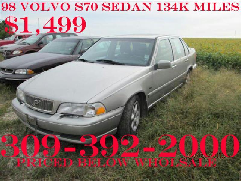1998 Volvo S70 Sedan - Armington IL