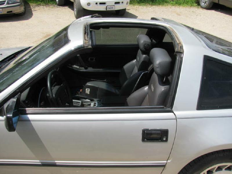 1986 Nissan 300ZX Turbo 2dr Hatchback - Armington IL