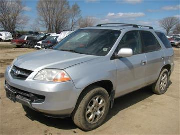 2001 Acura MDX for sale in Heyworth, IL
