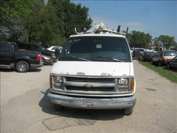 1999 Chevrolet Express Cargo for sale in Armington, IL