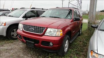 2005 Ford Explorer for sale in Heyworth, IL