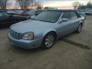 2005 Cadillac DeVille for sale in Armington, IL