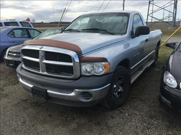 2002 Dodge Ram Pickup 1500 for sale in Heyworth, IL