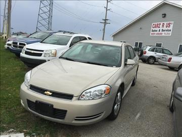 2009 Chevrolet Impala for sale in Heyworth, IL