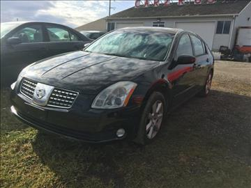 2005 Nissan Maxima for sale in Heyworth, IL