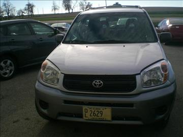 2004 Toyota RAV4 for sale in Heyworth, IL