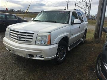 2003 Cadillac Escalade for sale in Heyworth, IL