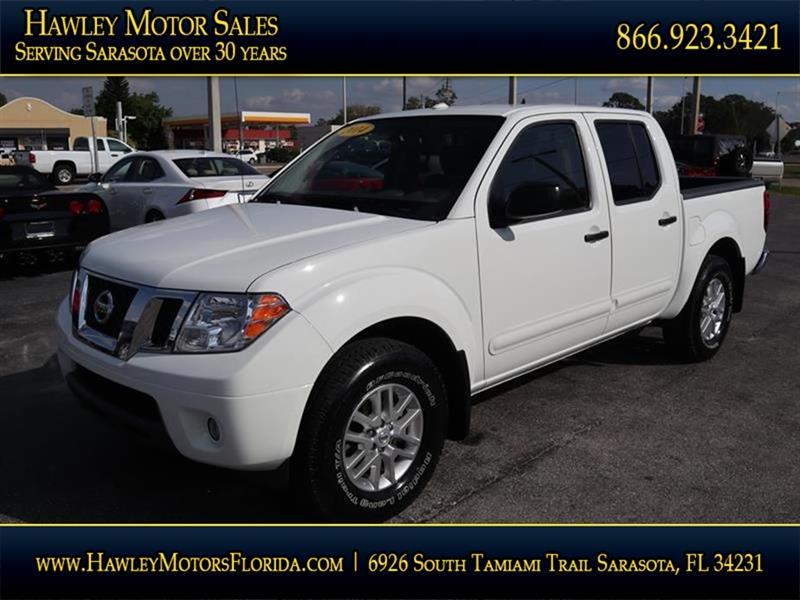 Nissan Used Cars Pickup Trucks For Sale Sarasota Hawley Motor Sales