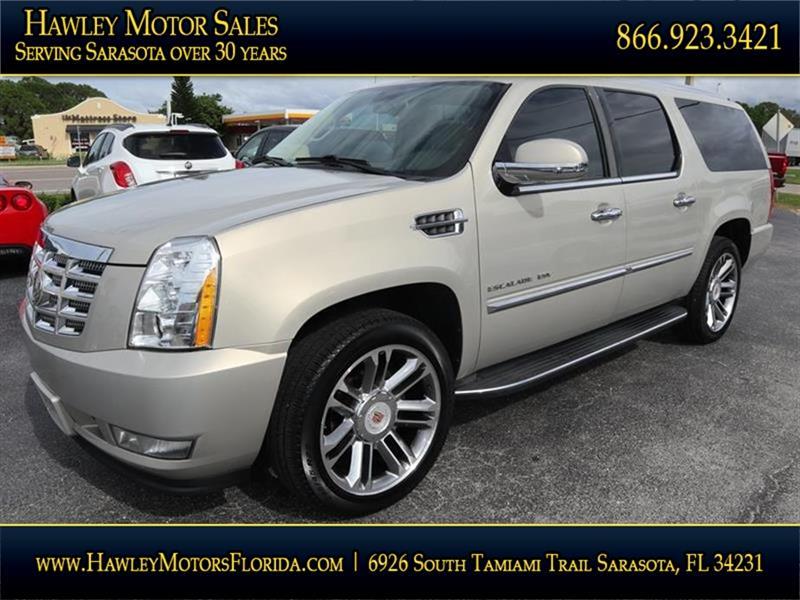 Cadillac Used Cars Pickup Trucks For Sale Sarasota Hawley Motor Sales