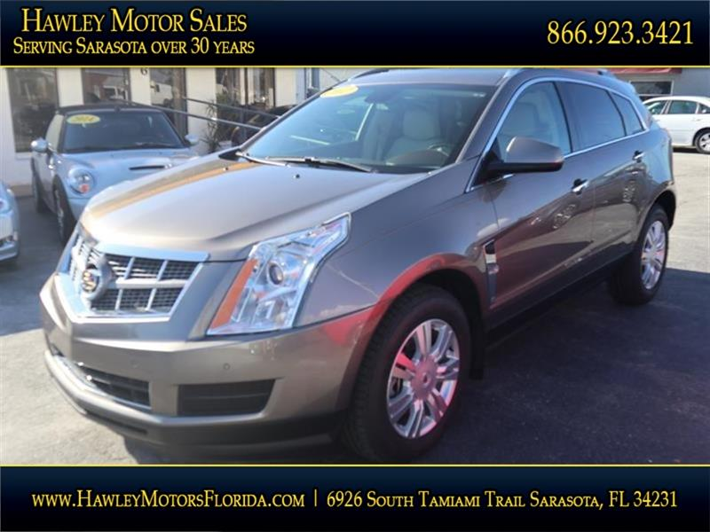Cadillac Used Cars Pickup Trucks For Sale Sarasota Hawley Motor Sales