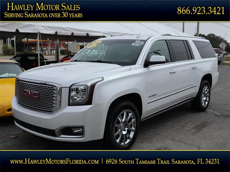 Gmc Used Cars Pickup Trucks For Sale Sarasota Hawley Motor Sales