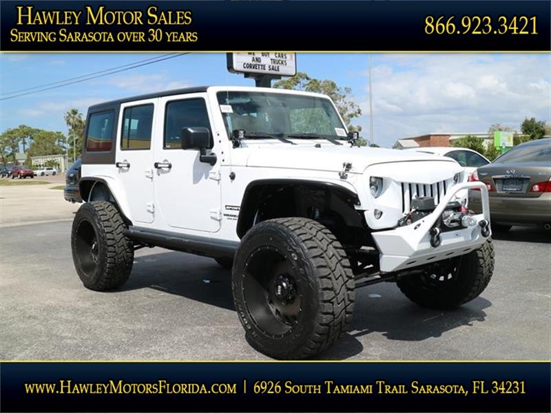 jeep wrangler for sale in sarasota fl. Black Bedroom Furniture Sets. Home Design Ideas