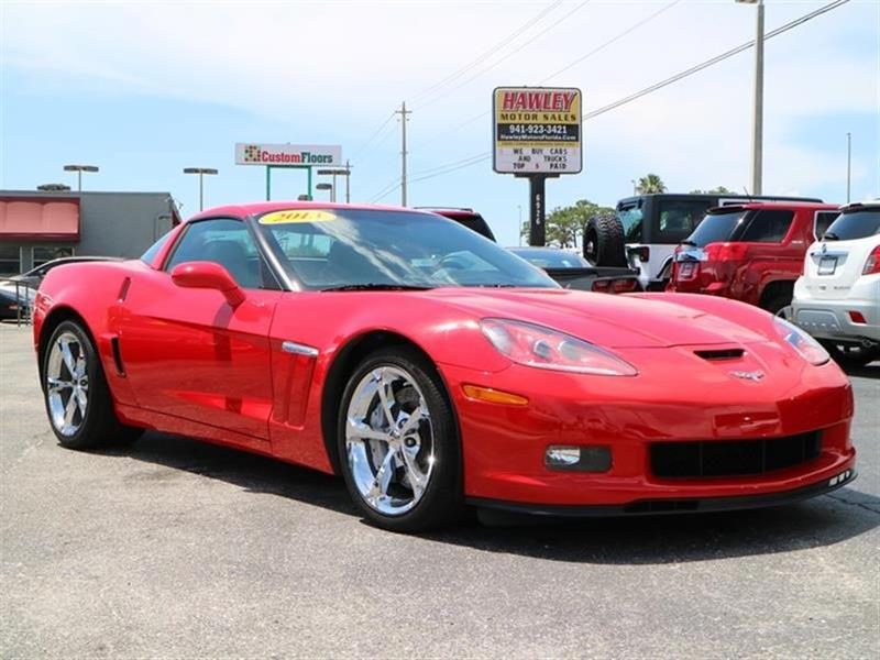 2013 Chevrolet Corvette Z16 Grand Sport 2dr Coupe W 2lt In Sarasota Fl Hawley Motor Sales