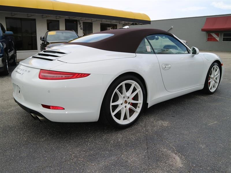 Used 2013 Porsche 911. Hawley Motors