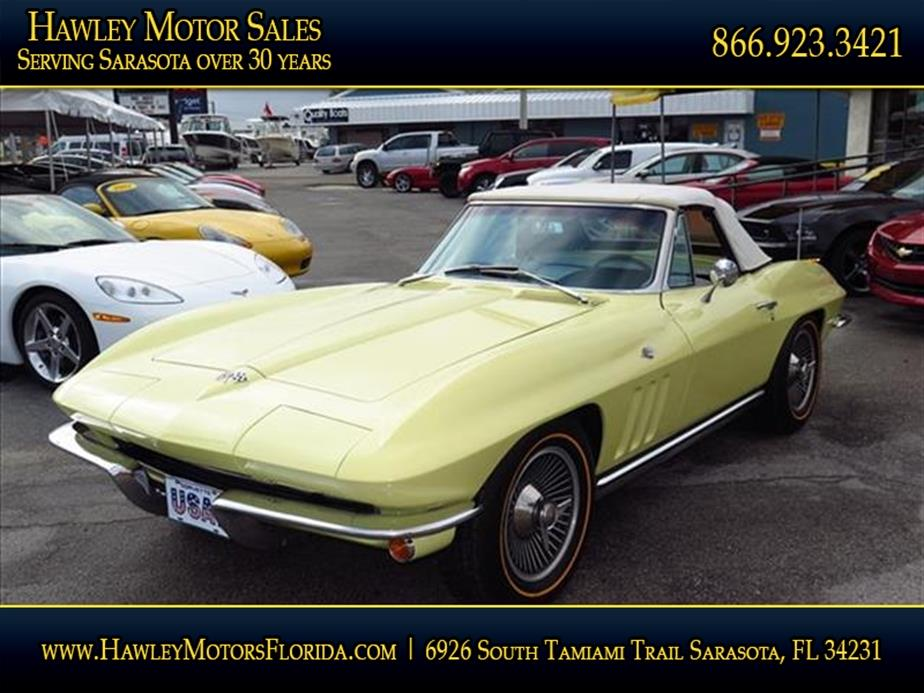 Used 1965 Chevrolet Corvette For Sale