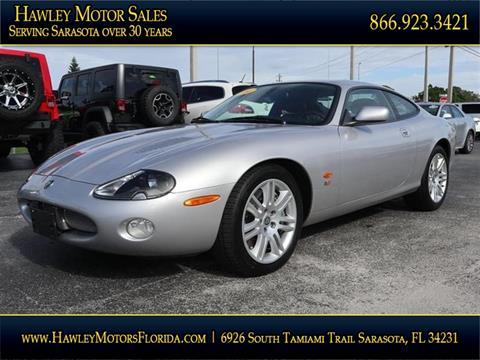 2004 Jaguar XKR for sale in Sarasota, FL