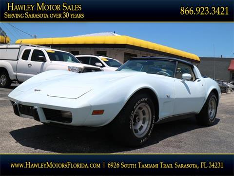 1979 Chevrolet Corvette for sale in Sarasota, FL