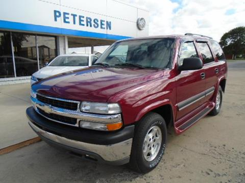 2004 Chevrolet Tahoe for sale in Fairbury, IL