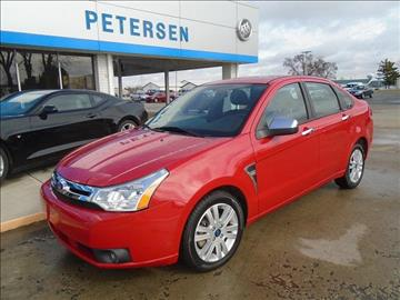 2008 Ford Focus for sale in Fairbury, IL