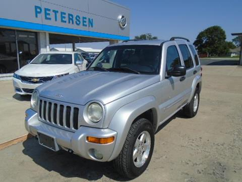 2002 Jeep Liberty for sale in Fairbury, IL