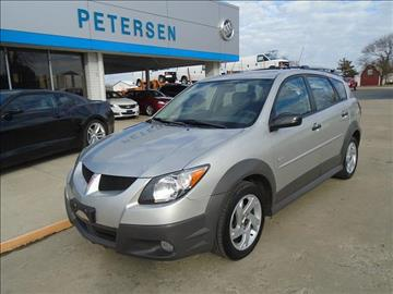 2004 Pontiac Vibe for sale in Fairbury, IL