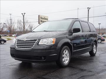 2008 Chrysler Town and Country for sale in Kalamazoo, MI