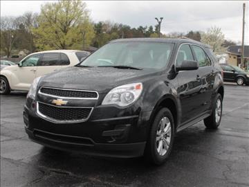 2013 Chevrolet Equinox for sale in Kalamazoo, MI
