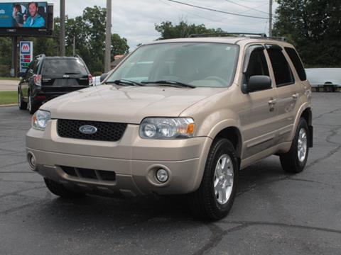 2007 Ford Escape for sale in Kalamazoo, MI