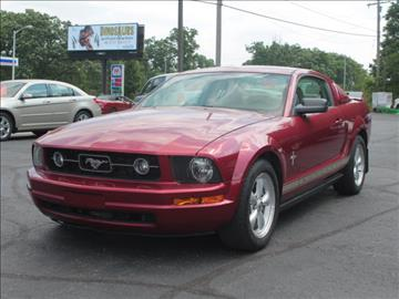 2007 Ford Mustang for sale in Kalamazoo, MI