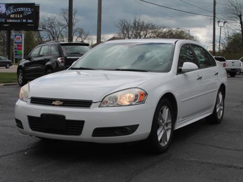 2010 Chevrolet Impala for sale in Kalamazoo MI