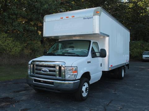 2012 Ford E-450 for sale in Kalamazoo MI