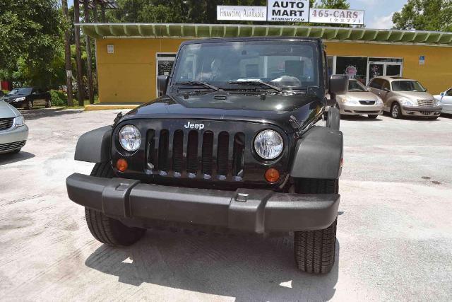 2008 Jeep Wrangler for sale in Dunnellon FL