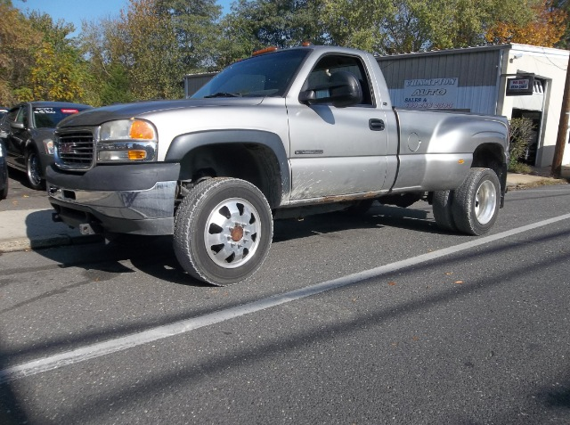 2001 GMC Sierra 3500