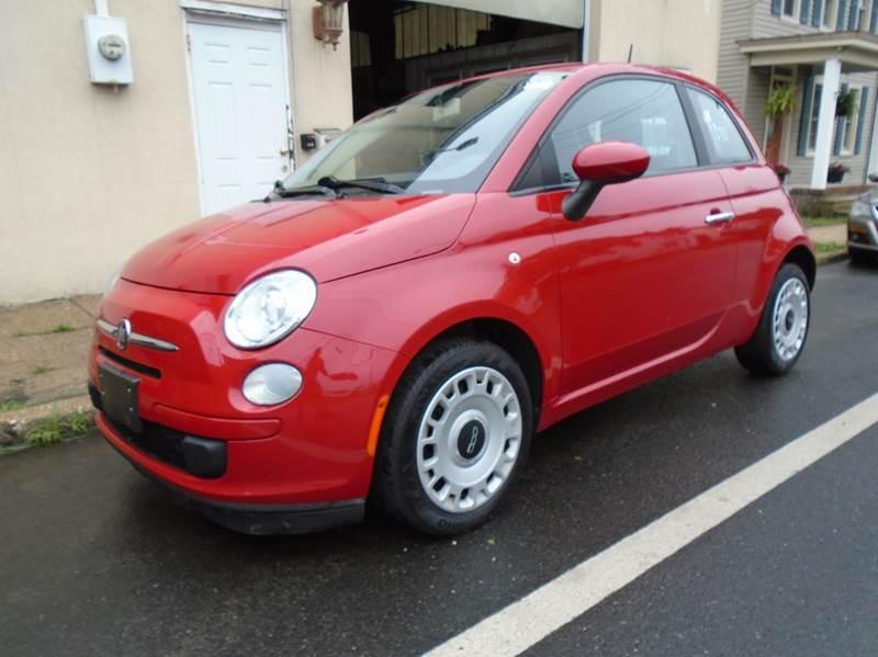 Fiat Pop Dr Hatchback In New Egypt NJ Champion Motors - Fiat nj