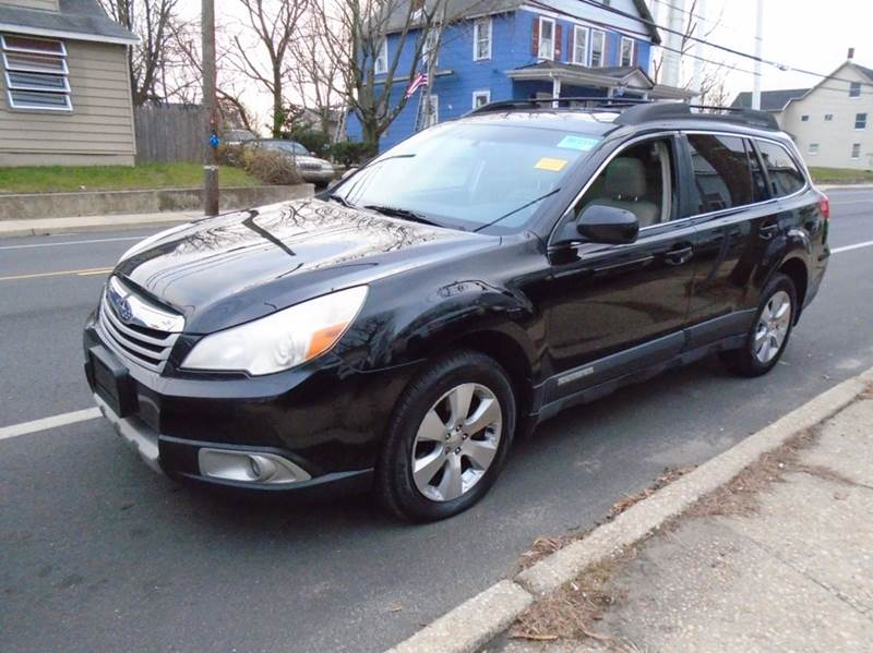 2010 Subaru Outback Awd 3 6r Limited 4dr Wagon In New