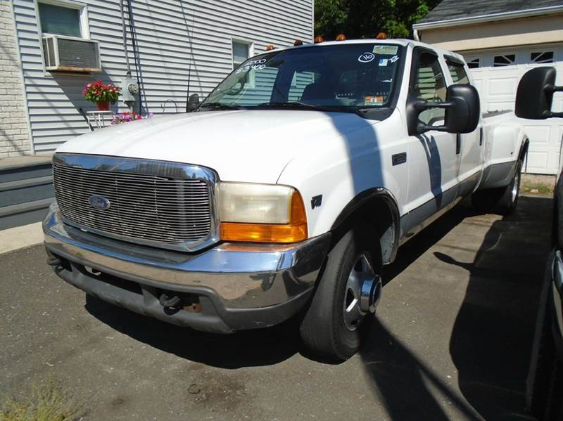 2000 Ford F 350 Super Duty Xlt 4dr Crew Cab Lb In New