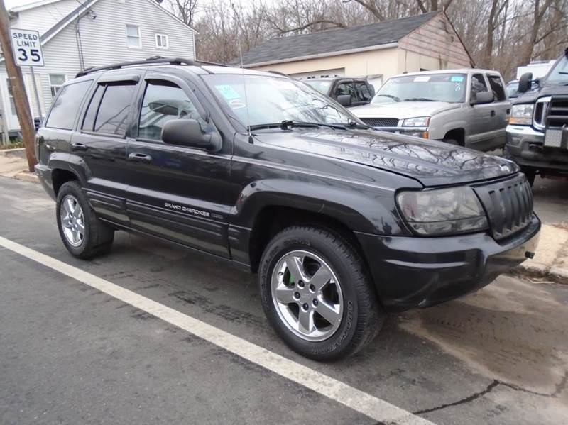 2004 Jeep Grand Cherokee Limited 4wd 4dr Suv In New Egypt