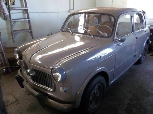 Fiat 1100 Used Cars Pickup Trucks For Sale New Egypt