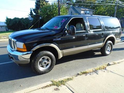 2000 Ford Excursion for sale in New Egypt, NJ